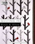 Quilting in Black & White (Paperback)