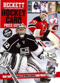 Beckett Hockey Card Price Guide 2013 (Paperback)