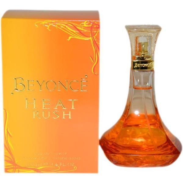Beyonce Heat Rush Women's 3.4-ounce Eau de Toilette Spray
