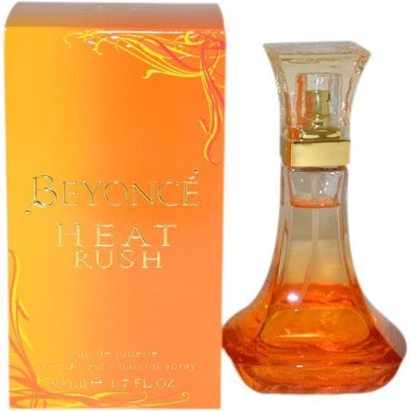 Beyonce Heat Rush Women's 1.7-ounce Eau de Toilette Spray