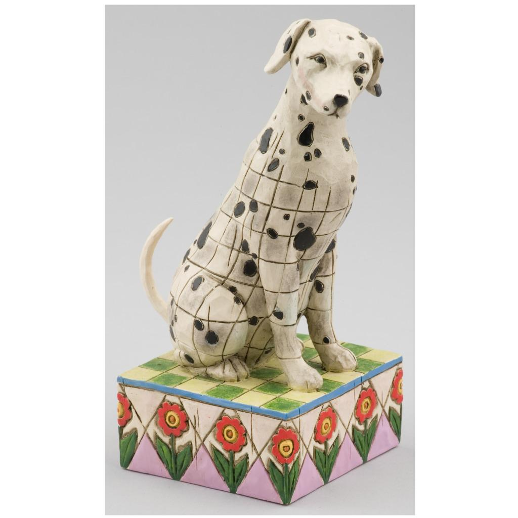Jim Shore Dalmatian Figurine