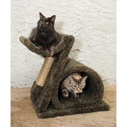New Cat Condos Z Cat Scratcher