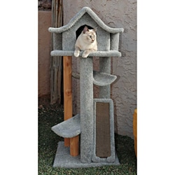 New Cat Condos Pagoda Cat Tree/Condo