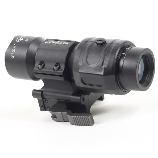 Sightmark 5X Tactical Slide-to-Side Magnifier