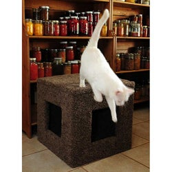 New Cat Condos Pet Hiding Cube