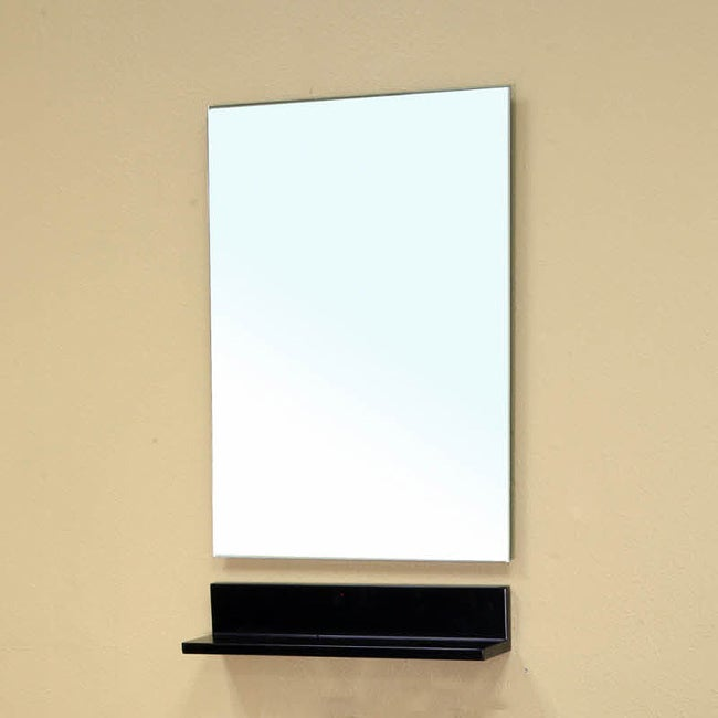 Denali Dark Espresso Bathroom Vanity Mirror