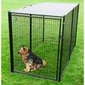 AKC Black Welded Wire Kennel (6x5x10)