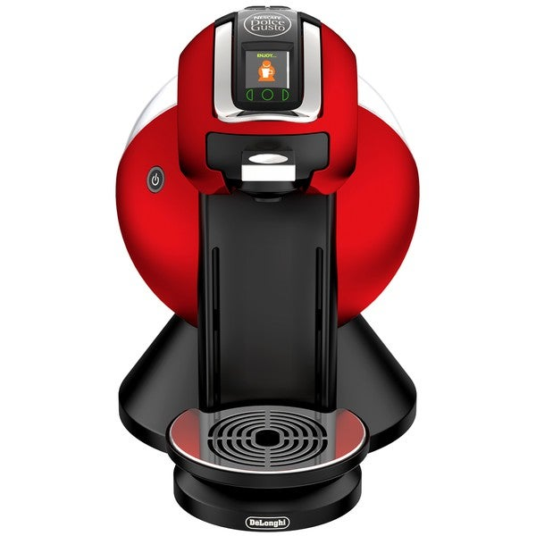 DeLonghi Red Dolce Gusto Creativa Single Serve Espresso/ Coffee Maker