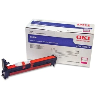 Oki Magenta Image Drum For C8800 Series Printers