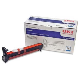 Oki Cyan Image Drum For C8800 Series Printers