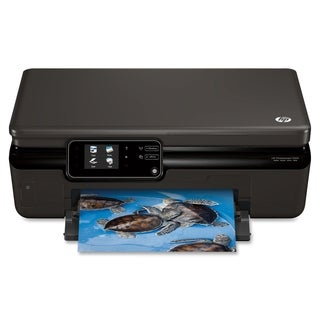 HP Photosmart 5510 B111A Inkjet Multifunction Printer - Color - Photo
