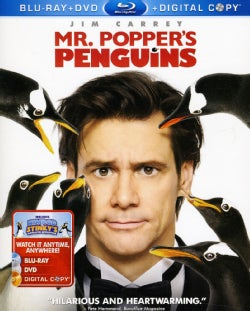 Mr. Popper's Penguins (Blu-ray/DVD)