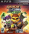 PS3 - Ratchet & Clank: All 4 One
