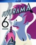 Futurama: Vol. 6 (Blu-ray Disc)