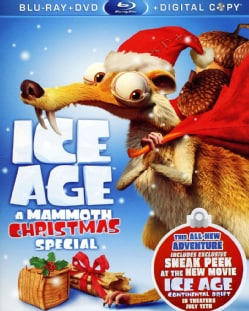 Ice Age: A Mammoth Christmas Special (Blu-ray Disc)