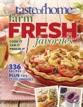 Taste of Home Farm Fresh Favorites (Paperback)
