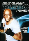 Billy Blanks: Tae Bo Power (DVD)