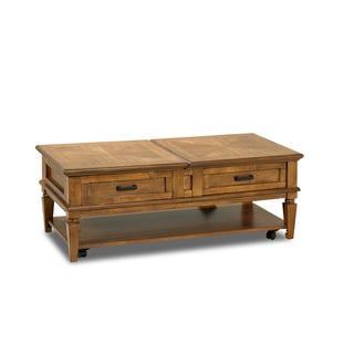 Concord Oak Lift Top Cocktail Table