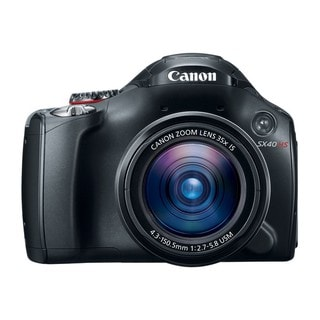 Canon PowerShot SX-40 HS 12.1MP Digital Camera