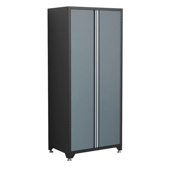 NewAge Products Pro Series Grey Locker Cabinet