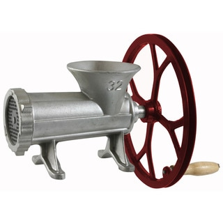 Meat Grinder with Pulley