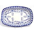 Azoura Design 13-in Rectangular Platter (Tunisia)
