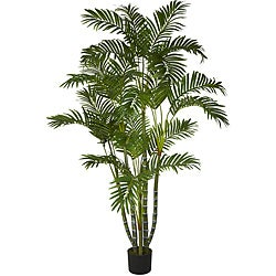 Biggy Style 5-foot Areca Silk Tree