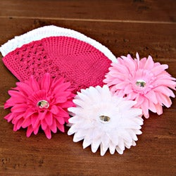 Daisy 5-piece Kufi Hat Set