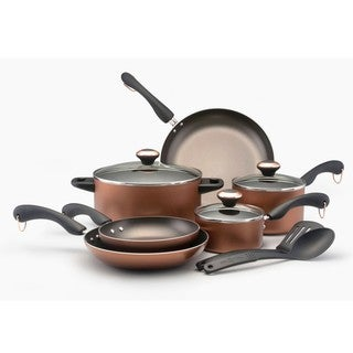Paula Deen Signature 11-piece Cookware Set with $10 Mail-in Rebate