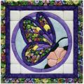 Quilt Magic Butterfly Quilt Kit (12x12)