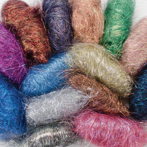 Angelina 0.1-ounce Straight Cut Fibers (Pack of 14)