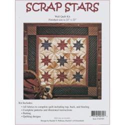 Scrap Stars Quilt Kit