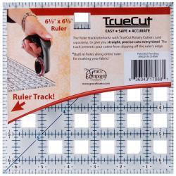 TrueCut 6.5-inch Ruler