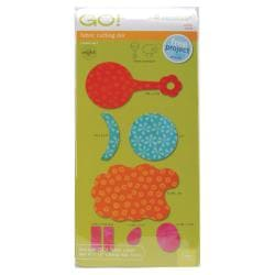 GO! Lullaby Fabric Cutting Dies
