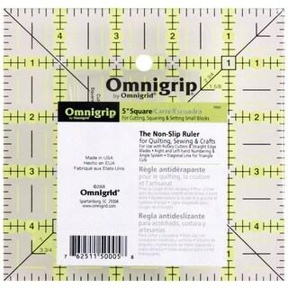 Dritz Omnigrip Non-Slip Quilter's Ruler
