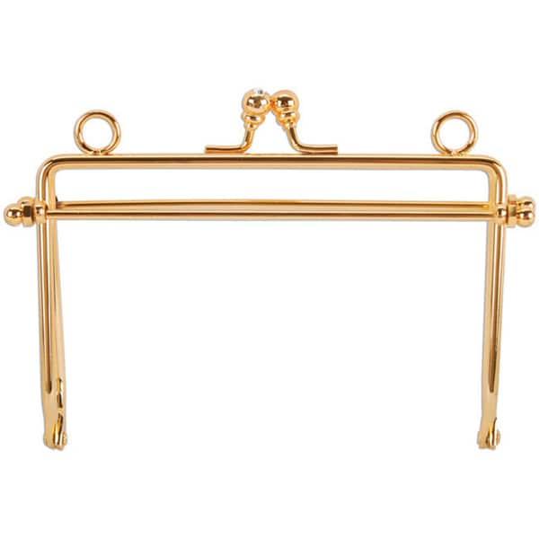 Gold Metal Purse Frame