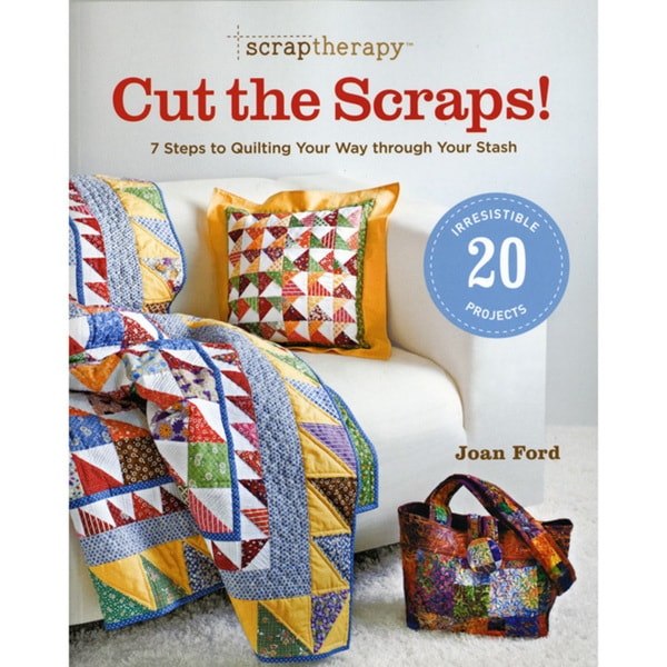 Taunton Press 'Cut the Scraps' Book