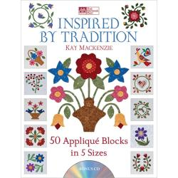 That Patchwork Place 'Inspired By Tradition' Craft Book