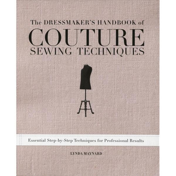 Interweave Press 'Couture Sewing Techniques' Book