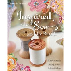 C&T Publishing 'Stash Books: Inspired to Sew' Quilting Book