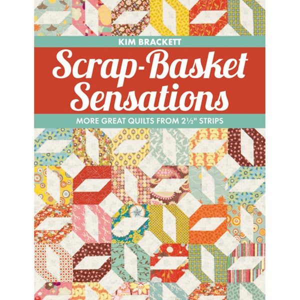 That Patchwork 'Place-Scrap-Basket Sensations' Book