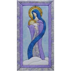 Quilt Magic Mary and Baby Jesus Quilt Kit