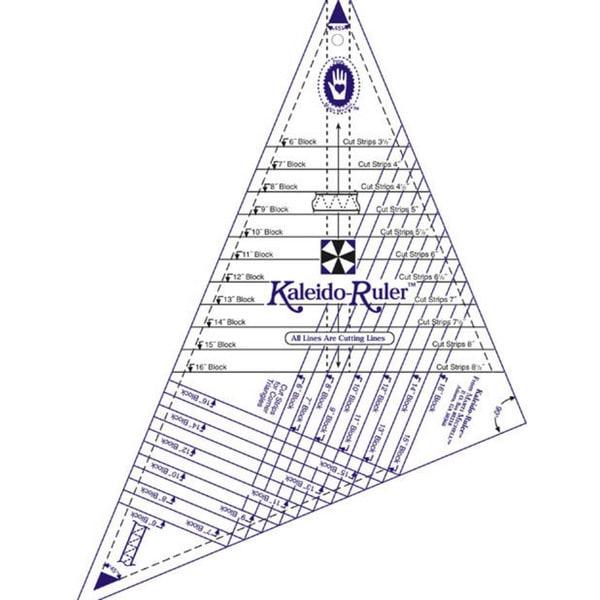 Large Kaleido-ruler
