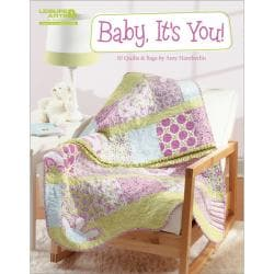 Leisure Arts Baby, It's You! 10 Quilts and Bags