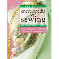Leisure Arts 'Encyclopedia of Sewing' Sewing Book
