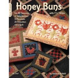 Design Originals Honey Buns for All Seasons