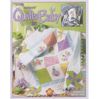 Leisure Arts 'Quilts for Baby' Quilting Book