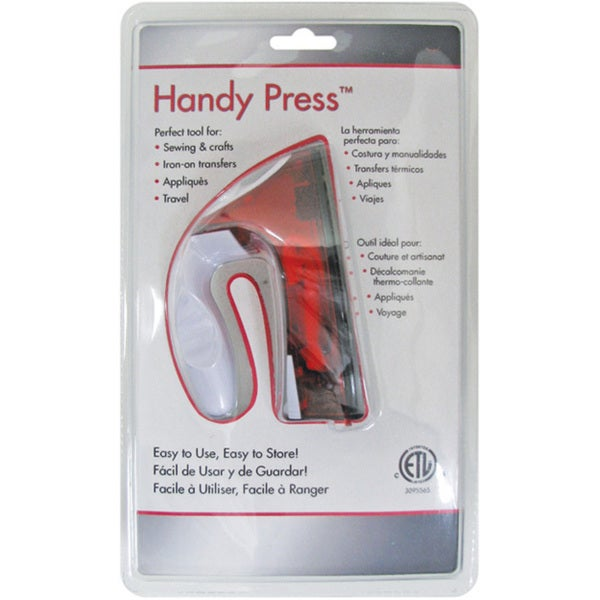 Singer 'Handy Press' Mini Iron