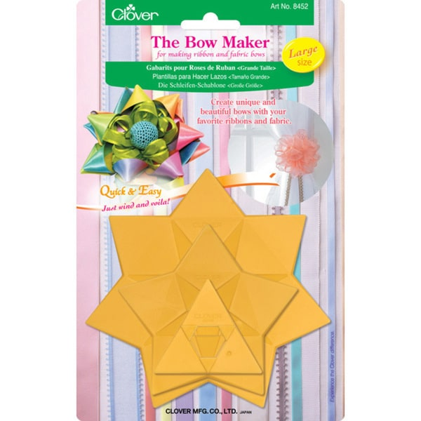 Clover Large Bow Maker