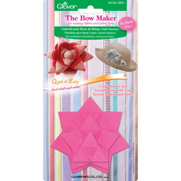 Clover Medium Bow Maker